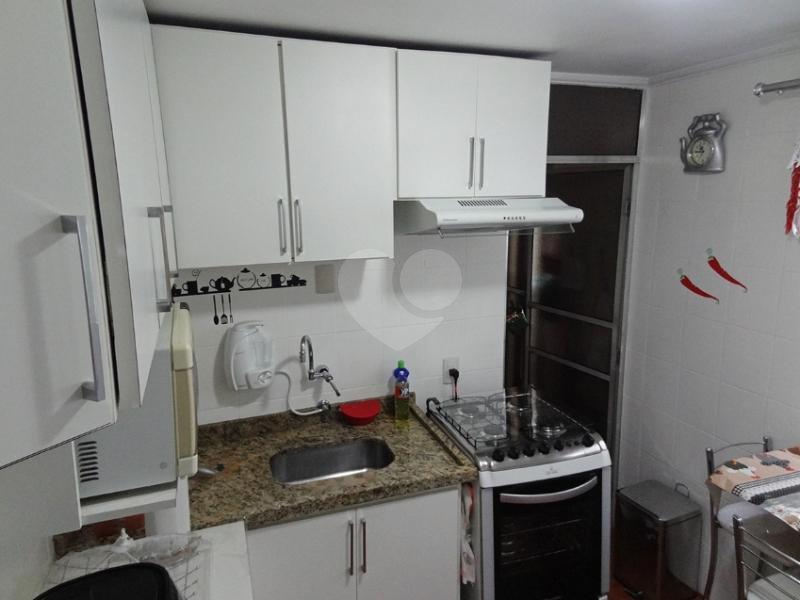 Venda Apartamento São Paulo Jardim Santa Emília REO118891 14