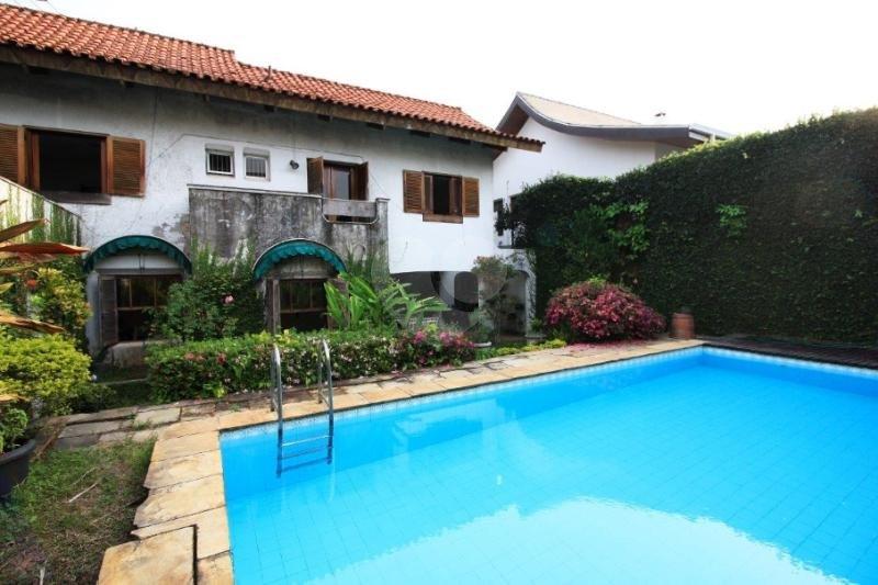 Venda Casa São Paulo Vila Ida REO119560 2