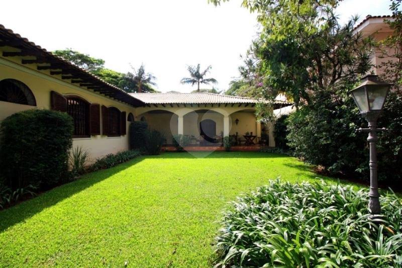Venda Casa térrea São Paulo Boaçava REO121480 5