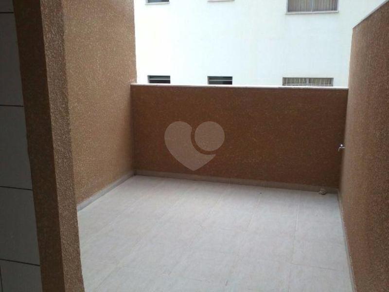 Venda Apartamento Belo Horizonte Nova Granada REO122947 11