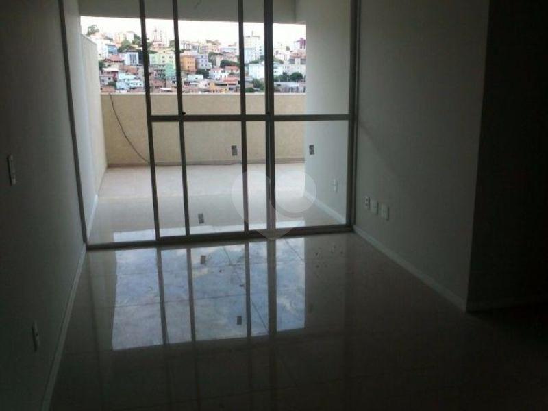 Venda Apartamento Belo Horizonte Nova Granada REO122947 1