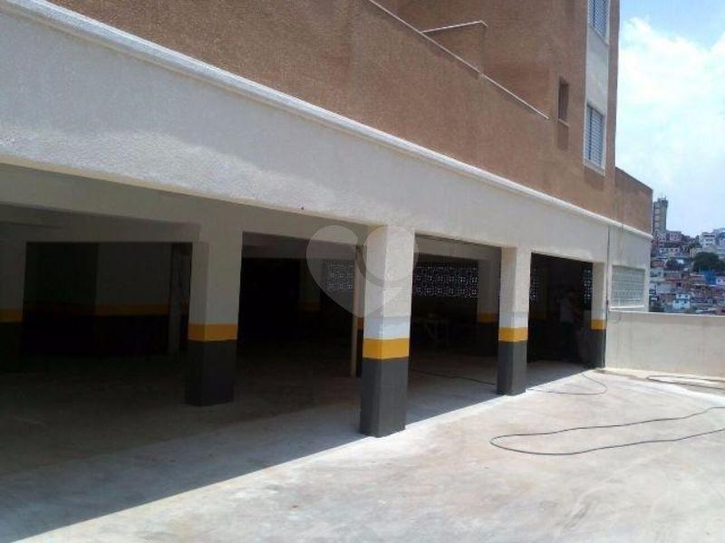 Venda Apartamento Belo Horizonte Nova Granada REO122947 19