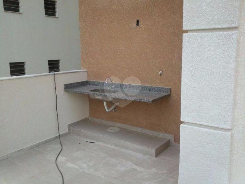 Venda Apartamento Belo Horizonte Nova Granada REO122947 12