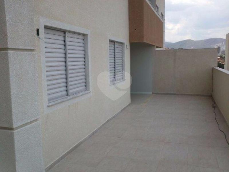 Venda Apartamento Belo Horizonte Nova Granada REO122947 6
