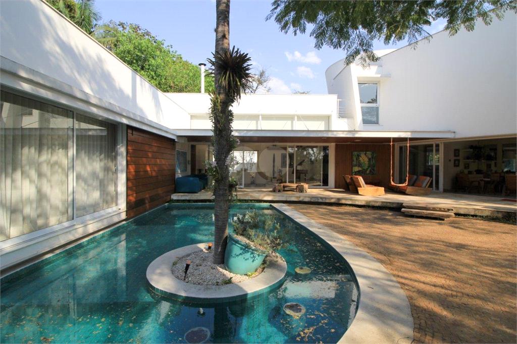 Venda Casa São Paulo Vila Madalena REO124567 20