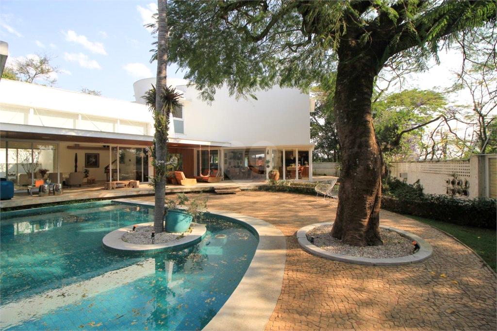 Venda Casa São Paulo Vila Madalena REO124567 2