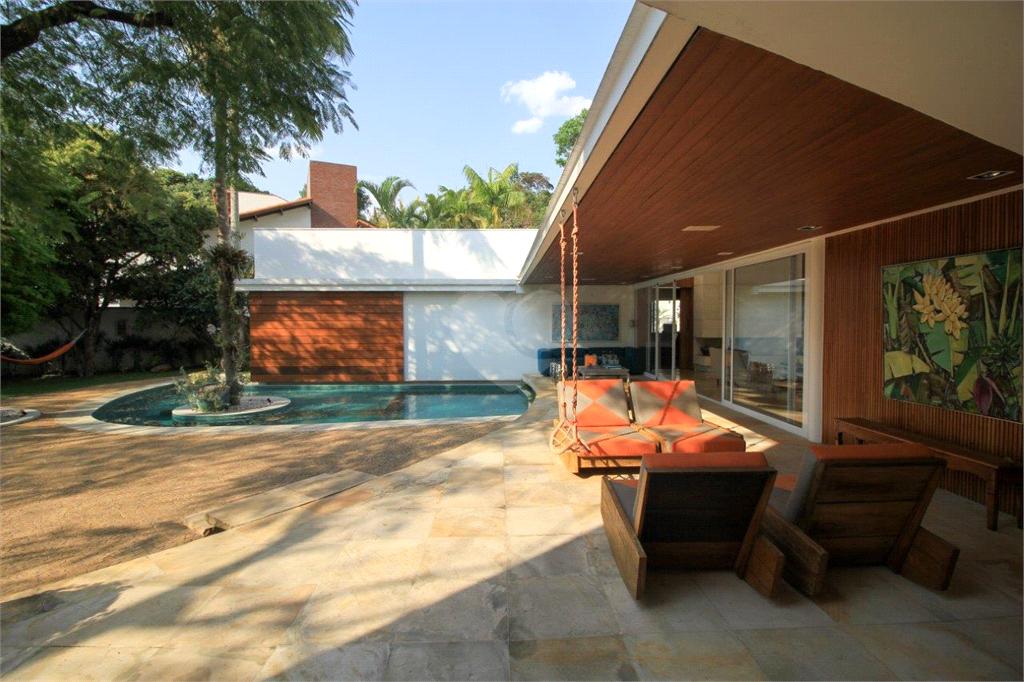 Venda Casa São Paulo Vila Madalena REO124567 13