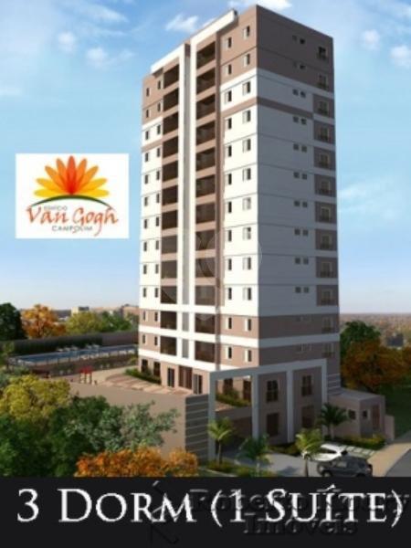 Venda Apartamento Sorocaba Parque Campolim REO126596 1