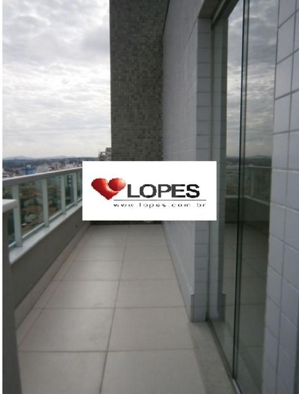 Venda Apartamento Belo Horizonte Castelo REO128004 12