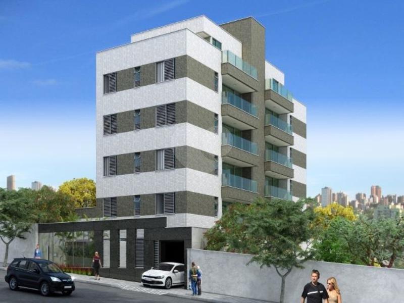 Venda Apartamento Belo Horizonte Castelo REO128004 1