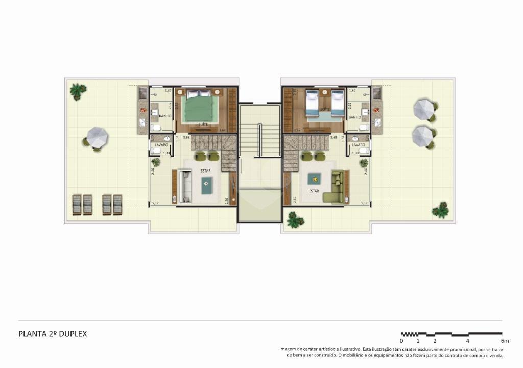 Venda Apartamento Belo Horizonte Castelo REO128004 16