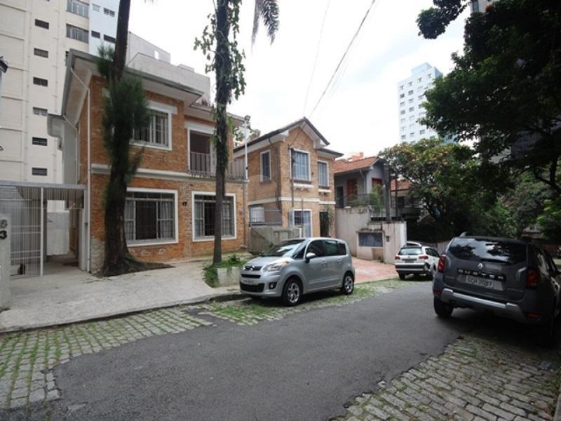 Venda Casa de vila São Paulo Consolação REO128816 29