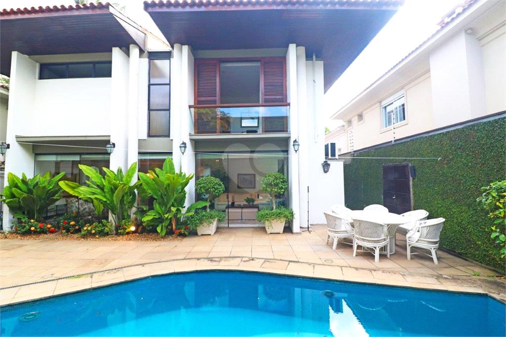 Venda Casa São Paulo Alto De Pinheiros REO130170 45