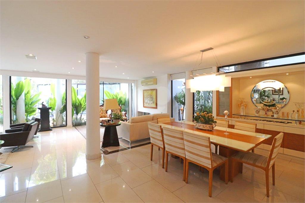 Venda Casa São Paulo Alto De Pinheiros REO130170 5