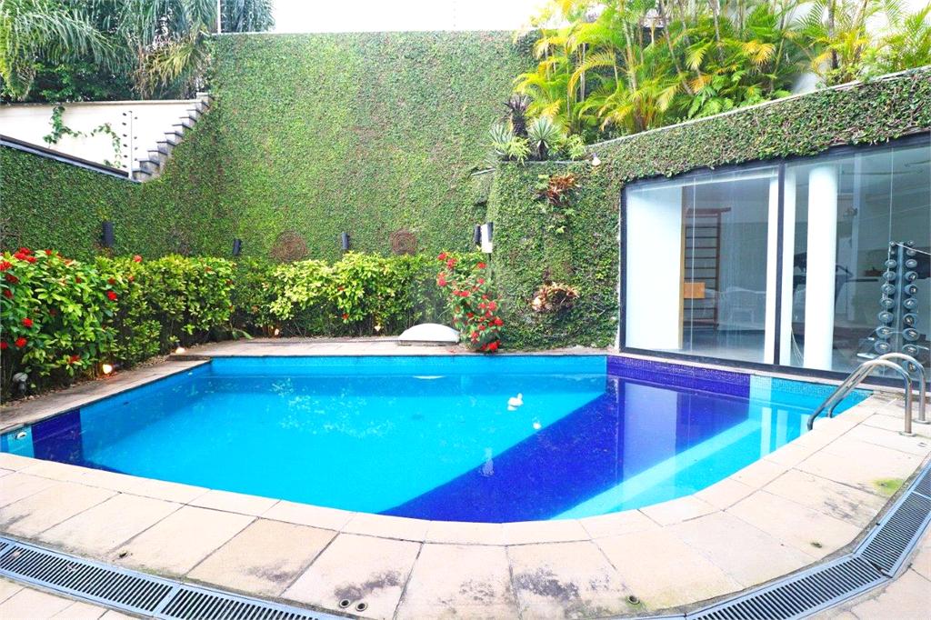 Venda Casa São Paulo Alto De Pinheiros REO130170 40