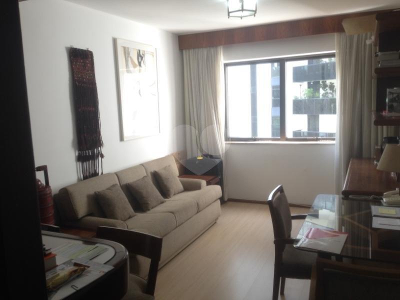 Venda Flat São Paulo Jardim Europa REO131013 5