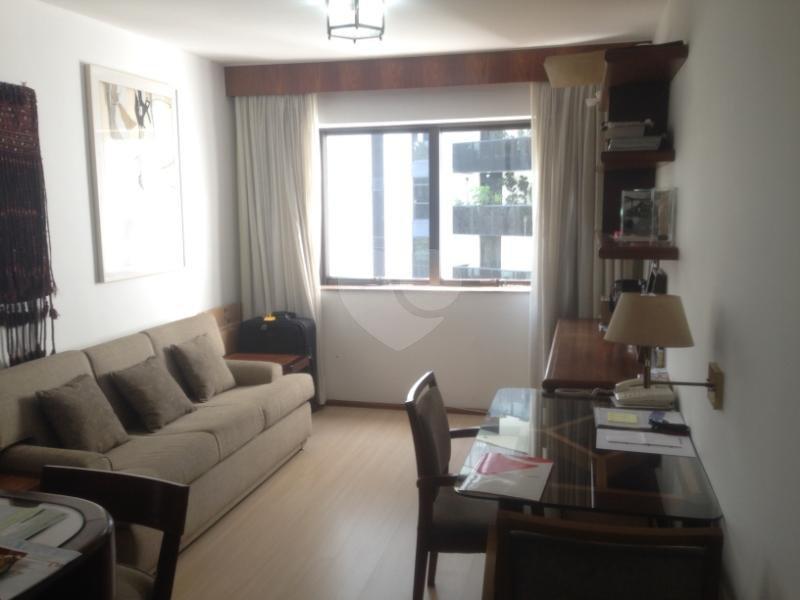 Venda Flat São Paulo Jardim Europa REO131013 1