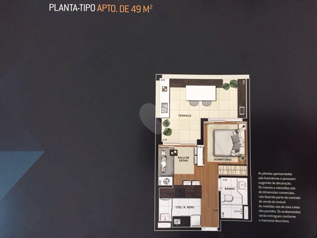 Venda Apartamento São Paulo Pinheiros REO13412 2