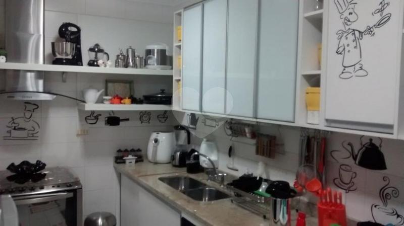 Venda Apartamento Santos José Menino REO134314 11