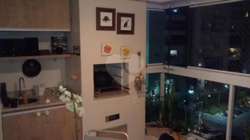Venda Apartamento Santos José Menino REO134314 10