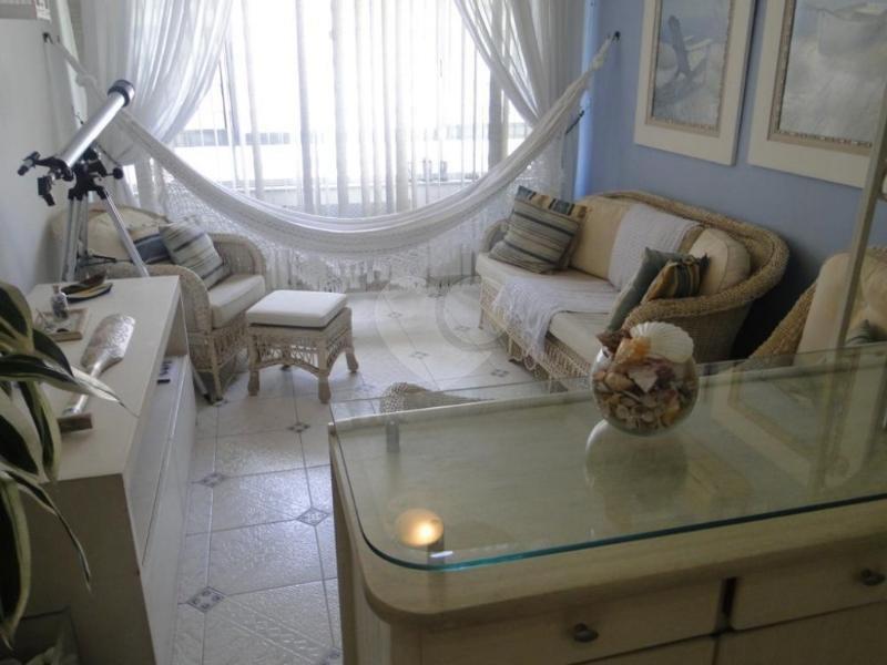 Venda Apartamento Santos Pompéia REO134419 1