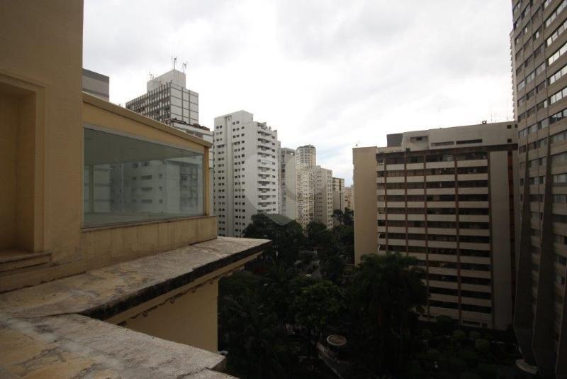 Venda Cobertura São Paulo Santa Cecília REO138535 99