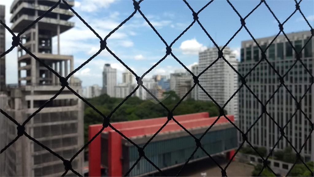Venda Cobertura São Paulo Bela Vista REO14091 49