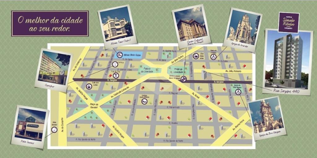 Venda Cobertura Belo Horizonte Boa Viagem REO143569 15