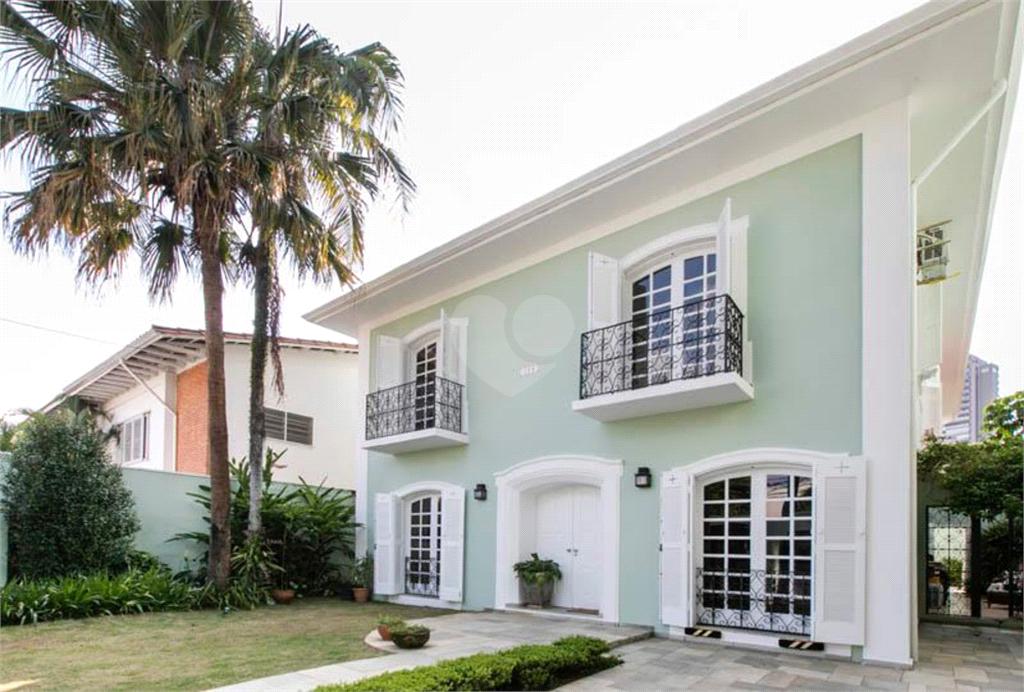 Venda Casa São Paulo Jardim Paulistano REO145133 1