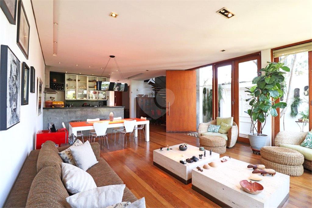 Venda Casa São Paulo Brooklin Paulista REO145618 1