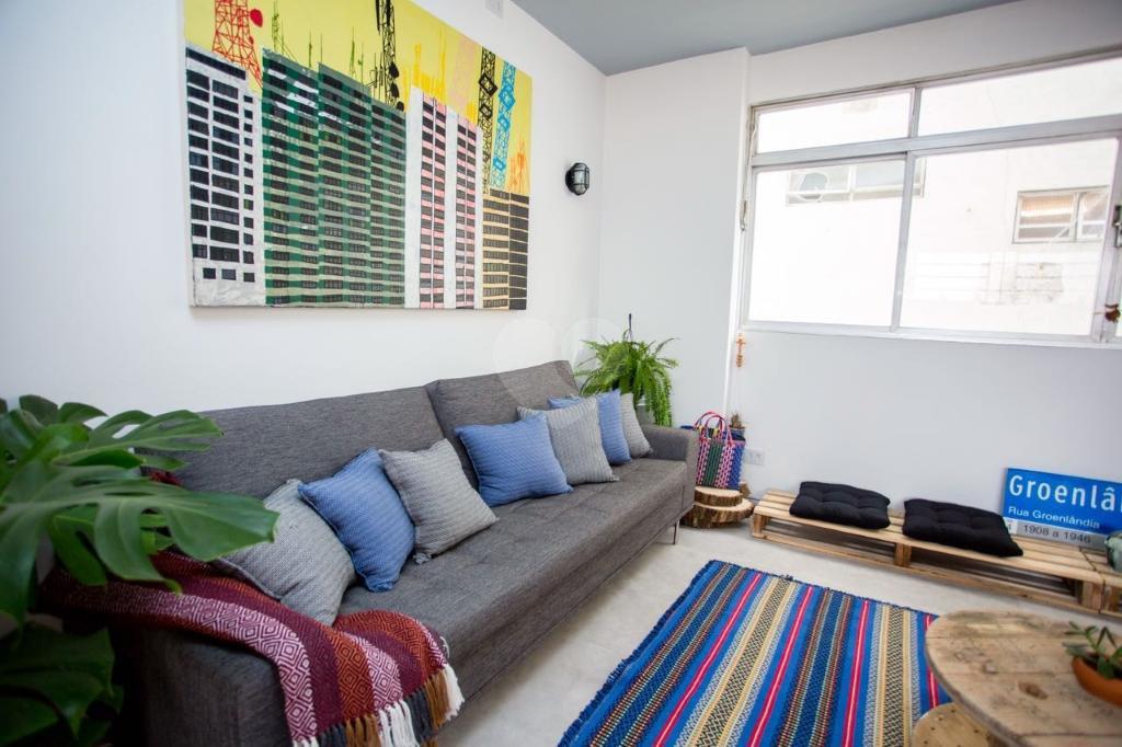Venda Apartamento São Paulo Cerqueira César REO146124 16