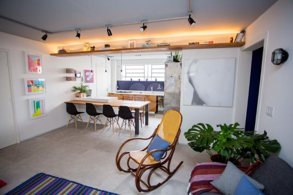 Venda Apartamento São Paulo Cerqueira César REO146124 11