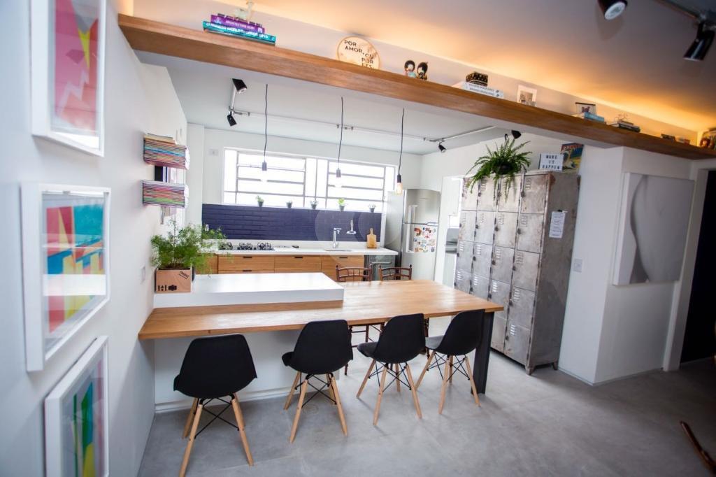 Venda Apartamento São Paulo Cerqueira César REO146124 31