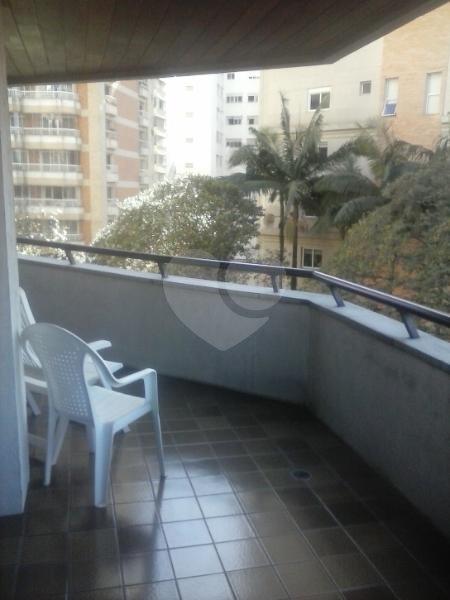 Aluguel Apartamento São Paulo Pacaembu REO148699 11