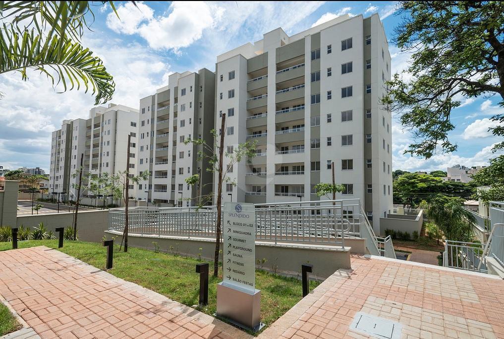Venda Apartamento Belo Horizonte Ouro Preto REO152046 10