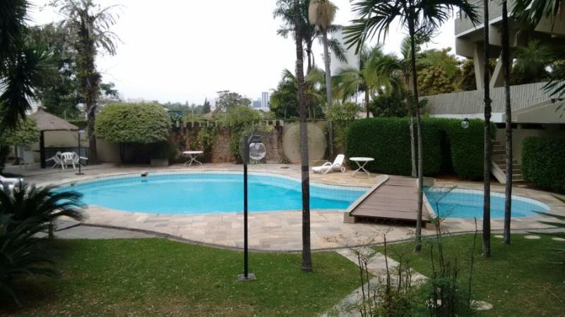 Aluguel Apartamento Americana Paraíso REO153213 20