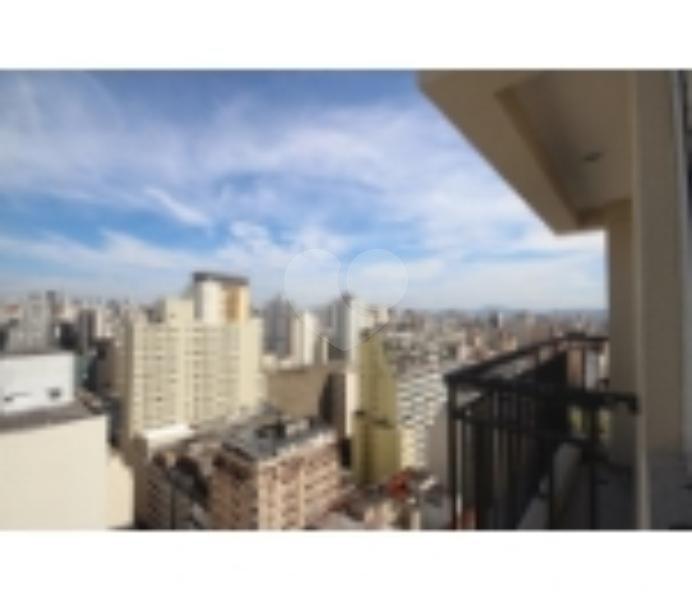 Venda Apartamento São Paulo Santa Efigênia REO154759 2