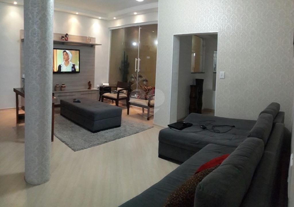 Venda Sobrado São Paulo Vila Califórnia REO156309 1