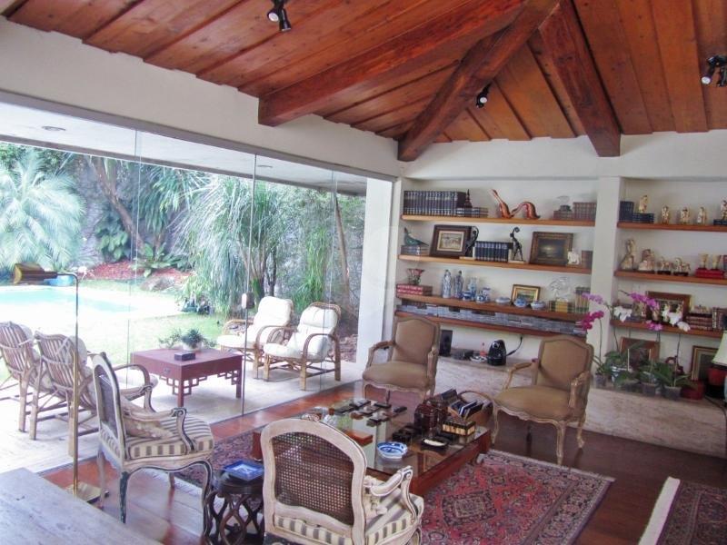 Venda Casa São Paulo Jardim América REO157710 5
