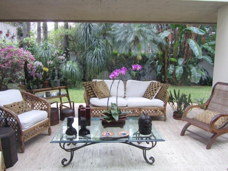 Venda Casa São Paulo Jardim América REO157710 2