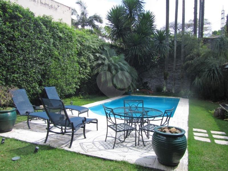 Venda Casa São Paulo Jardim América REO157710 9