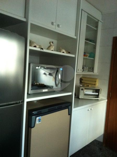 Venda Apartamento São Paulo Aclimação REO157849 22