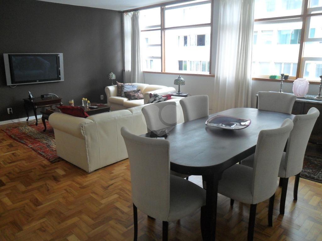 Venda Apartamento São Paulo Jardim Paulista REO161152 2