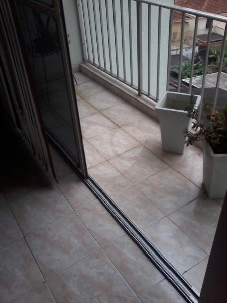 Venda Apartamento Santos Pompéia REO161849 3