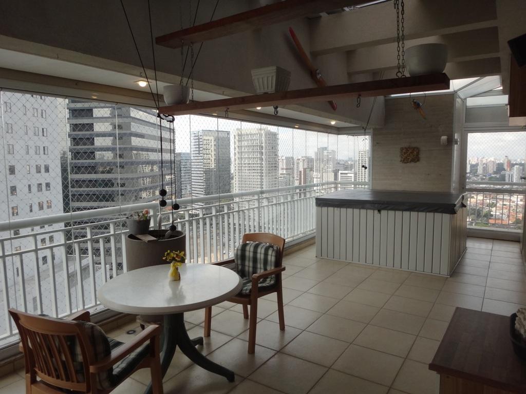 Aluguel Cobertura São Paulo Chácara Santo Antônio (zona Sul) REO162789 4