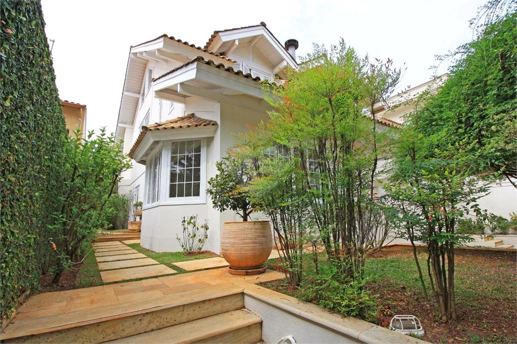 Venda Casa São Paulo Alto De Pinheiros REO162839 13
