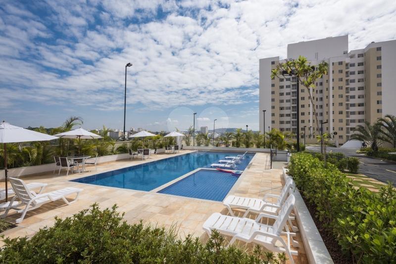 Venda Apartamento Belo Horizonte Jardim Guanabara REO163893 3