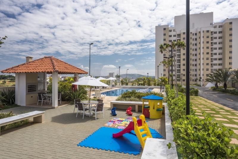 Venda Apartamento Belo Horizonte Jardim Guanabara REO163898 3
