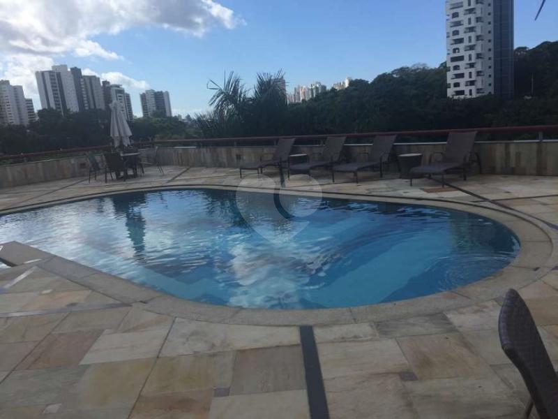 Venda Apartamento Salvador Candeal REO163901 13