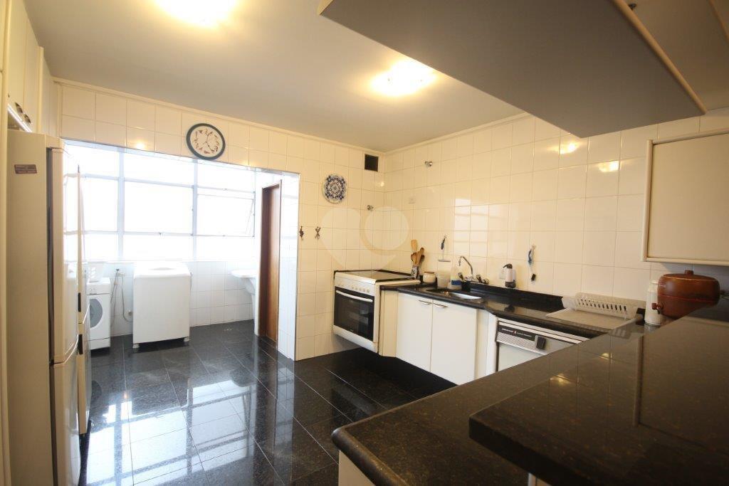 Venda Apartamento São Paulo Santa Cecília REO165588 8